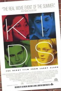 """Plakat filmu """"Kids"""" / """"Dzieciaki"""" (1995)"""