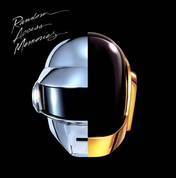 Daft Punk - Random Access Memories - okładka płyty