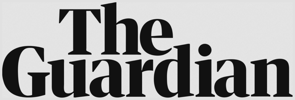 "Logo ""The Guardian"""