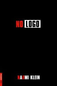 Naomi Klein - No Logo - okładka książki