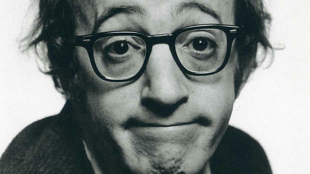 Strapiony Woody Allen